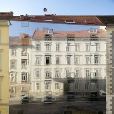 """The residential building 'Stadthaus Ballhausgasse' fills a long-time void on on a street in the historic city centre of Graz (Austria), which is listed as """"World Cultural Heritage"""". Developed by HoG architektur, the street..."""