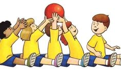 Gross motor skills and team work Physical Activities For Kids, Pe Activities, Motor Skills Activities, Toddler Learning Activities, Gross Motor Skills, Preschool Activities, Kids Gym, Yoga For Kids, Exercise For Kids