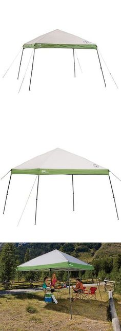 Canopies and Shelters 179011 Coleman 10 X10 C&ing Instant Screen House Tent Shelter Canopy W Carry Bag -u003e BUY IT NOW ONLY $99.99 on eBay!  sc 1 st  Pinterest & Canopies and Shelters 179011: Coleman 10 X10 Camping Instant ...