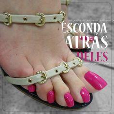 John the Slave of Grazi ( Pretty Toe Nails, Cute Toe Nails, Pretty Toes, High Heels Stilettos, Stiletto Heels, Long Toenails, Nice Toes, Feet Nails, Beautiful Toes