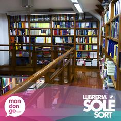 Llibreria SOLÉ, Sort  Descobreix-la a mandongo.cat: http://mandongo.cat/establiments/llibreria-sole/ #mandongocat #EstablimentsIServeis #LlibreriaSolé #Sort #Pallars #Sobirà #Pirineus #Lleida #Catalunya