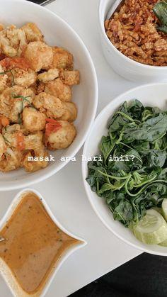 Indonesian Food, Palak Paneer, Nom Nom, Dan, Food And Drink, Mood, Chicken, Drinks, Cooking