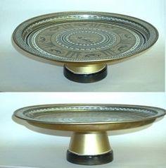 Clay Pot Serving Platter - Clay Pot Crafts