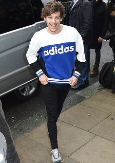 Louis tomlinson, harry styles, liam payne, niall horan, rita ora and Niall Horan, Zayn, Harry Styles, Louis Tomlinsom, Louis Williams, Adidas Hoodie, Band Aid, 1d And 5sos, Rita Ora