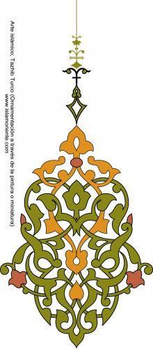 Tazhib ( pages ornementation et textes de valeur comme le Coran )   Galerie d'art islamique et Photographie
