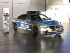 Großartiges Winterquartier für BMW 428i Coupé by AC Schnitzer