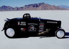 21 Remembering the Extraordinary Bonneville Salt Flats – Spor Vintage Cars, Antique Cars, Racing Events, Old Race Cars, Hotel Reservations, Street Rods, Drag Racing, Art Cars, Hot Wheels