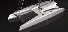 Flying Fish Catamarans - Grainger Designs Multihull Yachts