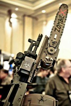Zombie Weaponry