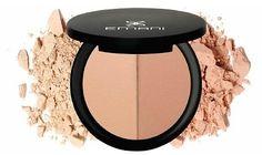 Emani Perfecting Face Duo Bronzer - Copacabana already viewed Chemical Free Makeup, Highlighter Makeup, Face Bronzer, Too Faced Bronzer, Cheek Makeup, Beauty Makeup, Cosmetics, Vegan, Beauty Products