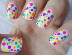 Dots dots and more dots!