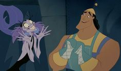 Opening-Presents-As-Told-By-Disney-Characters---Yzma-and-Kronk