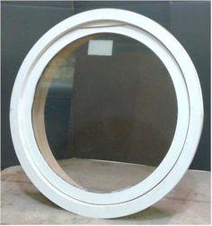 Nu Englander Round and Oval Decorative Specialty Windows