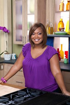 Sunny Anderson: Anderson has Sunny Outlook on Food, Life, and Career