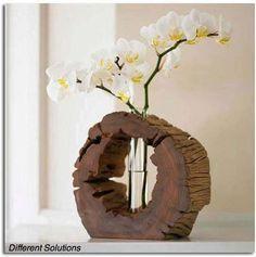 test tube holder vases - Google Search