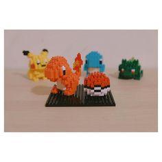 Team Valor #pokemongo #nanoblock #foxfufee