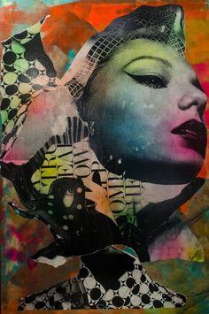 DAIN, 'Funtastico,' 2014, Avant Gallery