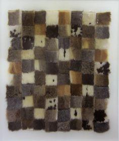 Rabbit-fur in epoxy Rabbit Fur, Epoxy, Art Pieces, Synthetic Resin, Artworks