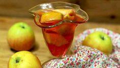 Яблоки в желе