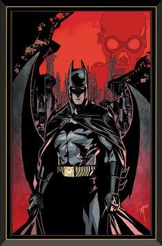 Batman Gates of Gotham by Trevor McCarthy