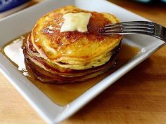 Vynikajúce rýchle lievance Pancakes, Breakfast, Recipes, Food, Cooking Recipes, Koken, Morning Coffee, Crepes, Griddle Cakes