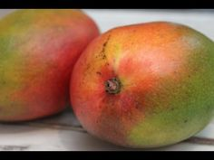 How to Cut a Mango - Jerry James Stone