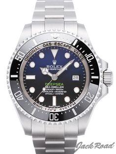 ロレックス ROLEX シードウェラー ディープシー Dブルー(Sea Dweller Deep Sea D-Blue) / Ref.116660