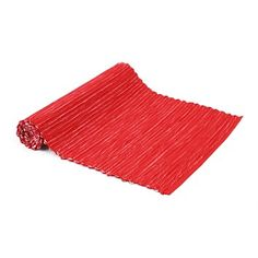 Briscoes - Just Home Chunky Rib Runner Red Table Runners, Outdoor Blanket, Dining Room, Creative, Red, Home, Ad Home, Homes, Dining Rooms