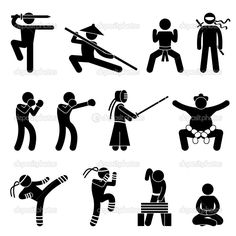 defense | Kung Fu Martial Arts Self Defense Chinese Wushu Ninja Boxer Kendo Sumo ...