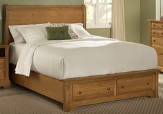 Mattress Warehouse Canton Ohio Cottage Full Beds from Vaughan-Bassett at Crowley Furniture