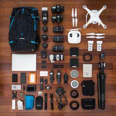 Daniel Tran, what's in my bag ...