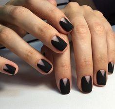 Mani nail design