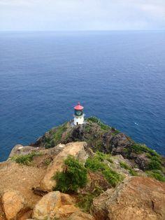 Lighthouse, Oahu