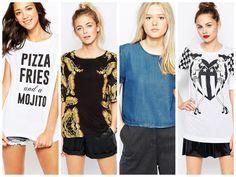 Tricouri la moda: pe care le alegi dintre cele la reduceri