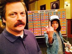 "So The Cast Of ""Parks And Rec"" Is Going To Make You Cry Today... This is everything and exactly what happened to me."