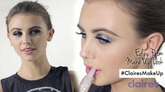 Edgy Prom Make Up How To | Claire's