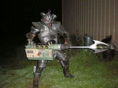 Fallout ~ Cosplay (Enclave)