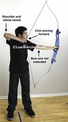 Another good article for beginners and arrow length