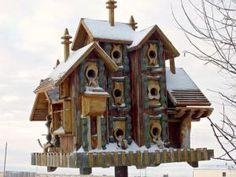 Birdhouse! by Laura Haberman