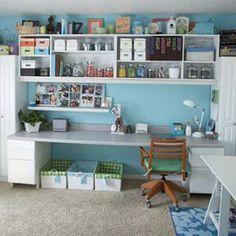 Habitación ideal para Scrapbook | Portaldelabores.com | Portal de labores