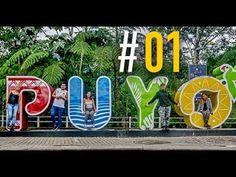 Diviertete en PUYO - ECUADOR - Guía Turística y Medicinal #01