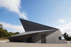 Museo Karuizawa | Yasui Hideo Atelier | Arquitectura | Noticias | Arquitectura, diseño de interiores para todos los días. Theroom.ru