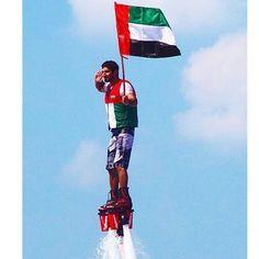 flag day uae 2014