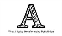 An easy to follow tutorial showing how you can make patterned letters or shapes using Inkscape.