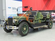 Electric 'Vintage Car'