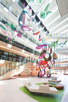 International Interior Design Award Contemporary-Interior-Design-Hospital-Melbourne-00