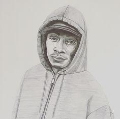 Snoop Dogg by Catvspencil