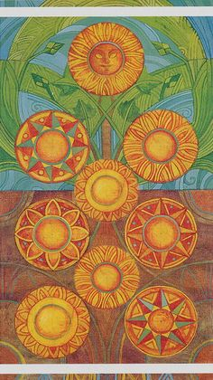 187 Best Pentacles Images On Pinterest In 2018 Pentacle Tarot