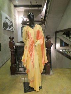 Banarasi Silk Drape Tunic is now available to be ordered at http://www.ekru.in/product/banarasi-silk-drape-tunic-12