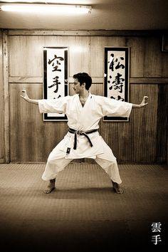Quando ero piccolo facevo Karate. Vinsi  2 coppe: una primo classificato e l'altra terzo classificato.Ero veramente portato per il Karate, nonostante ciò lo abbandonai per il mio attuale sport, il tennis. A differenza del Karate non ho mai avuto una buona attitudine per il tennis, ma nononostante ciò non rimpiangerò mai questa scelta. TENNIS LOVE!